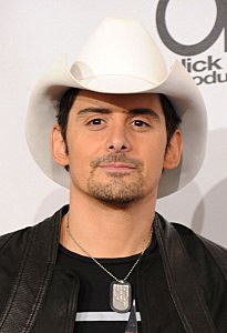 2010 American Music Awards - Brad Paisley