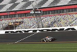 nascar daytona test