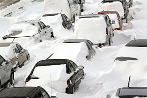 Major Blizzard Roars Through Chicago Area