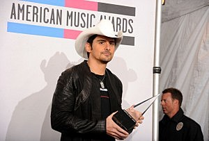 2010 American Music Awards - Press Room