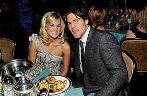 carrieunderwood mike fisher
