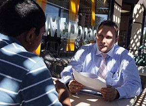 McDonald's Restaurants In Bay Area Host A Hiring Day