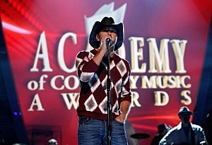 44th Annual Academy Of Country Music Awards Rehearsals - Day 3
