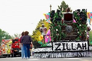 Zillah Parade