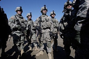 U.S. And South Korea Forces Undergo Military Exercises
