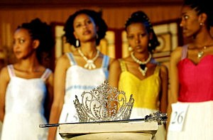 Miss World Ethiopia Contest Held To Raise Money For AIDS Awareness