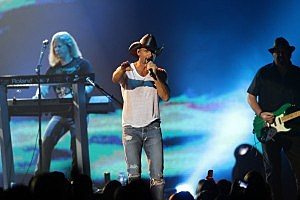 Tim McGraw Performs In Brisbane