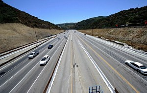 Los Angeles's 405 Freeway Re-Opens Ahead Of Schedule