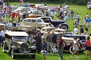 2003 Meadow Brook Concours