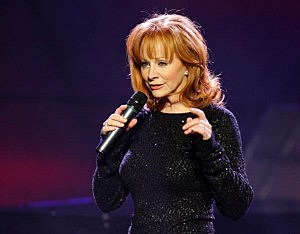 Reba McEntire once worked as a cowgirl