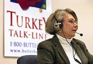 Butterball Turkey Talk-Line Assists Holiday Chefs