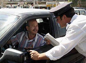 Iraqi Motorists Face New Government Restriction
