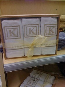 KKK Towel Set