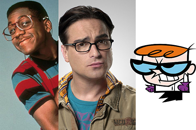 Cartoon Characters W Glasses : Guys with glasses in movies and tv shows
