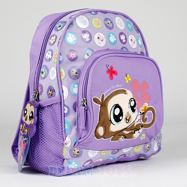 littlest pet shop backpack