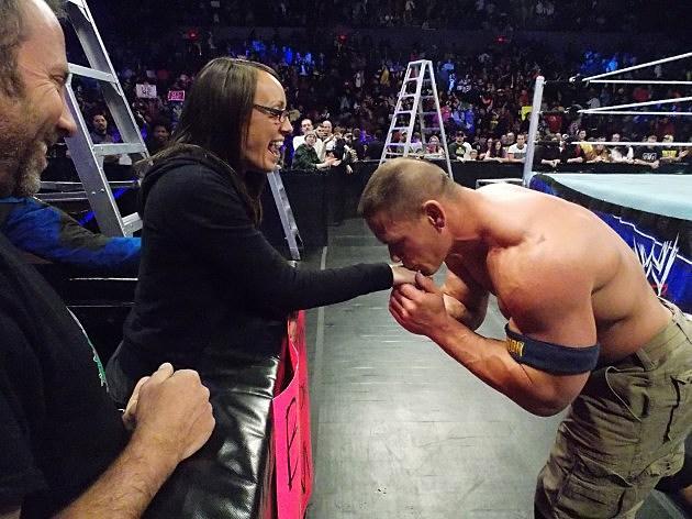 John Cena Gives Yakima Woman The Best Birthday Gift Ever PHOTO – John Cena Birthday Card