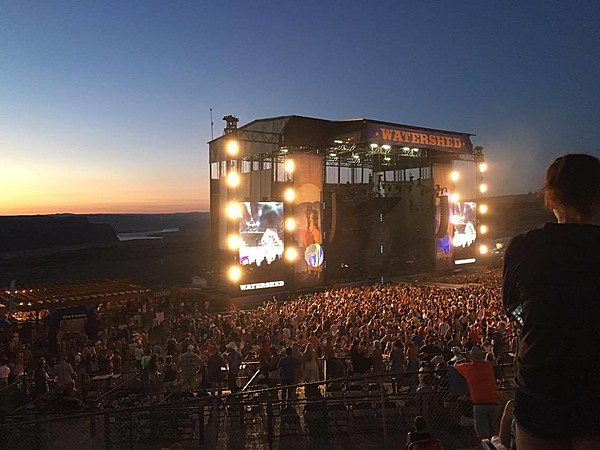 Watershed Music Festival Announces 2017 Lineup