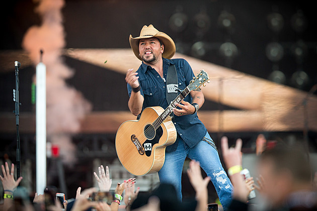 Kenny Chesney's The Big Revival Tour & Jason Aldean's Burn It Down 2015