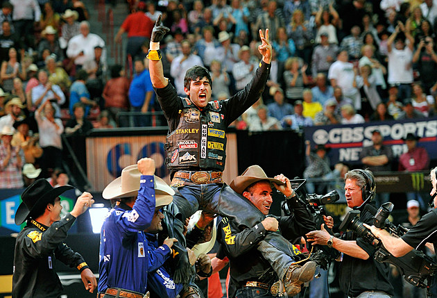 Professional Bull Riders 21st World Finals - Day 4