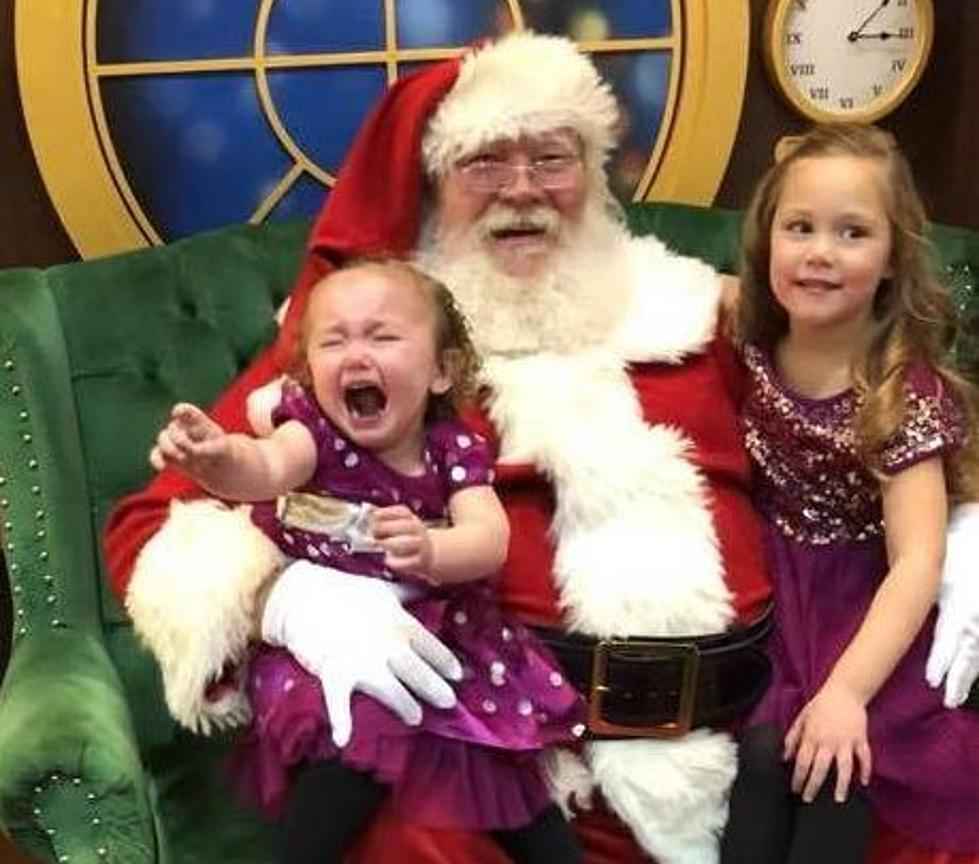 Santa Made My Baby Cry... And It\'s Hilarious!!