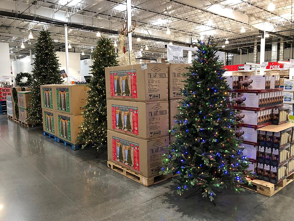 costco has their christmas stuff out already its too soon right - Costco Open Christmas Eve